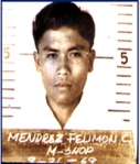 Felimon Mendrez. (file photo from Central Visayas regional police)