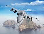 An FA-50 fighter jet. (photo grabbed from KAI website http://www.koreaaero.com/)