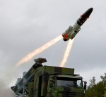 A surface-to-surface missile. (photo grabbed from SAAB Group website www.saabgroup.com)